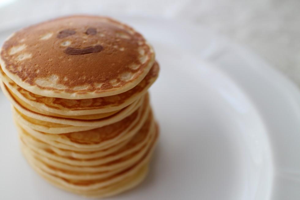 彼を笑顔に変えるsmilパンケーキ