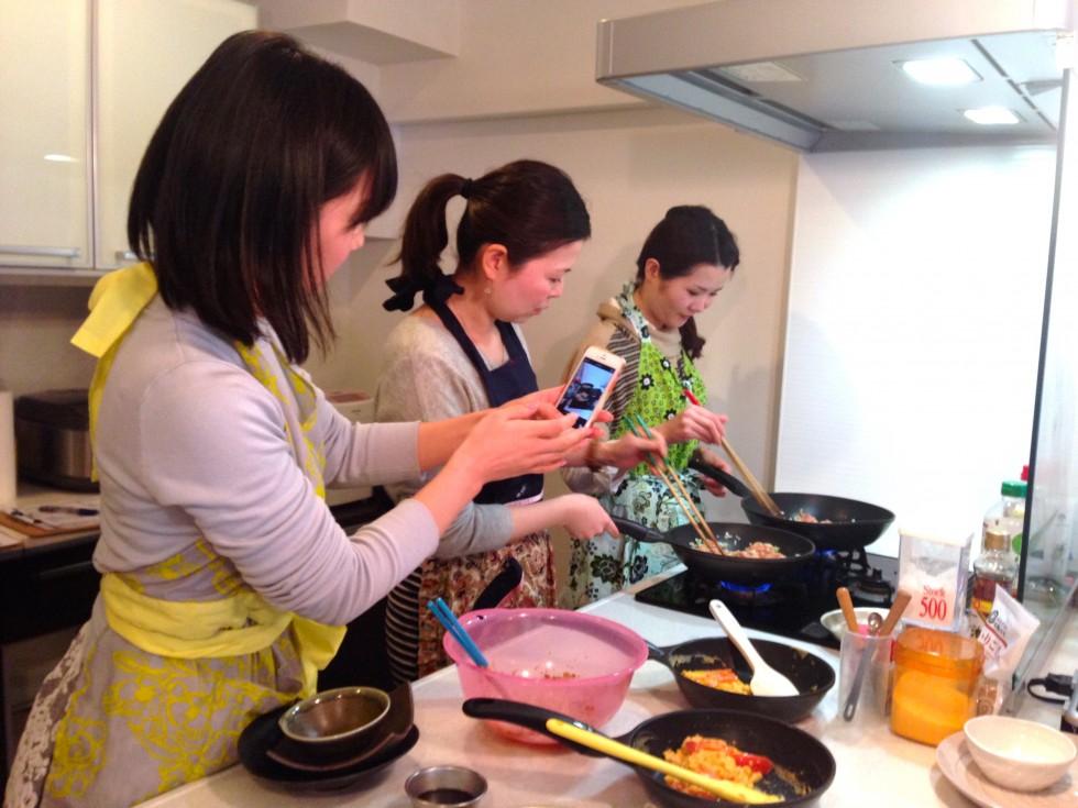 料理教室開業