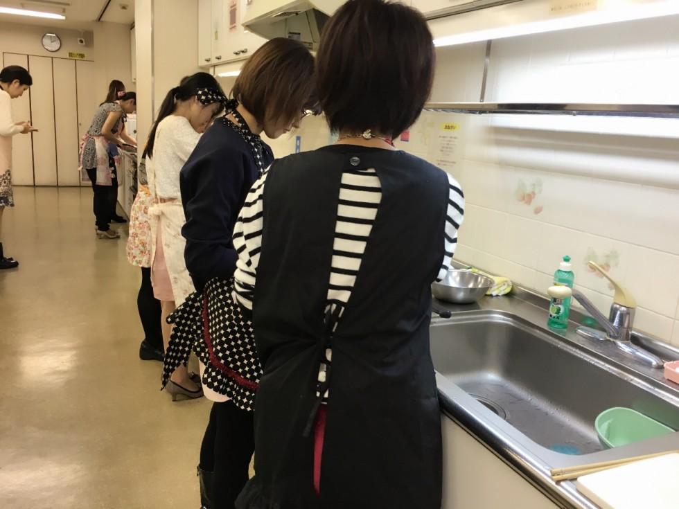 料理教室レッスン料