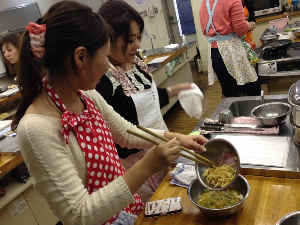料理教室差別化